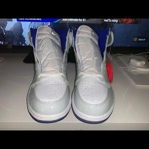 Air Jordan 1  Air Zoom